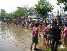 泰國潑水節-10