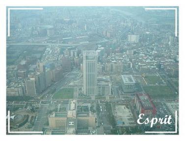 Taipei 101 觀景台 - 俯瞰 01