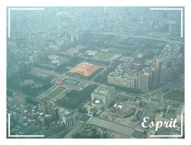 Taipei 101 觀景台 - 俯瞰 03