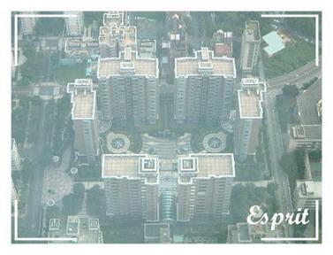 Taipei 101 觀景台 - 俯瞰 06