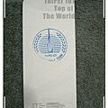 Taipei 101 觀景台 - 觀景台紀念章