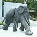 苗栗。三義-木雕博物館