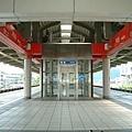 台北。捷運 - 明德站