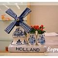 荷蘭風車小飾品