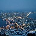 日本。北海道-函館夜景