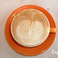 我點的Cappuccino