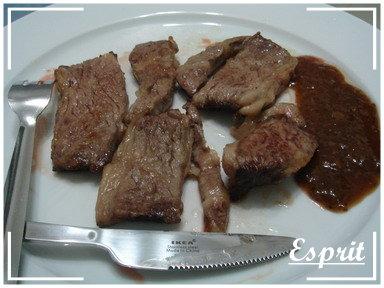 牛排晚餐 005