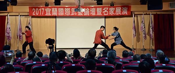 論文發表及展演 台灣傳統武學太極拳刀劍桿散手協會.JPG