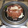 韓式道地魷魚烤肉