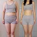 Nina媽媽減重18公斤