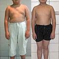 過重的小朋友也可以用營養健康的瘦下來喔