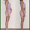 莫莫減重7公斤都在小腹&下半身