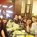 2012年2月14號情人節好友一起度過