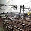 鐵路看起來總給我懷舊的感覺
