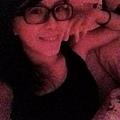 晚安了!!(我竟然穿背心睡覺耶~)棉被太溫暖了!!