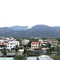 這是山上的小村莊