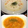 海鮮巧達濃湯與義式田園風蔬菜湯.jpg