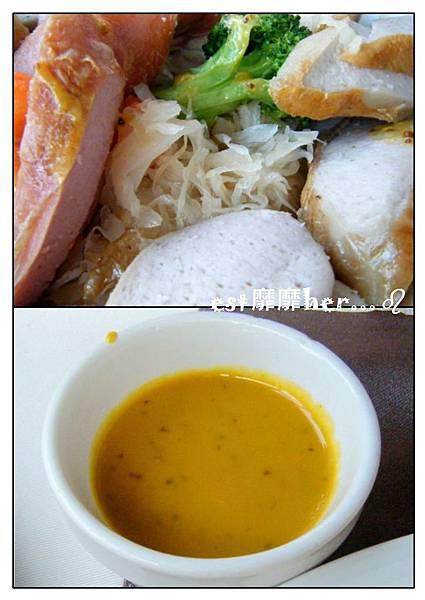 德國肉腸與芥茉醬.jpg