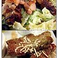 凱薩沙拉與雞腿排.jpg