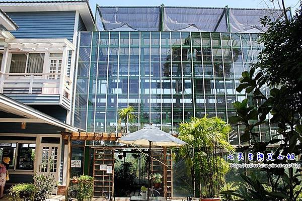25 室內植物園