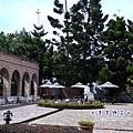 26 羅馬拱柱噴水池
