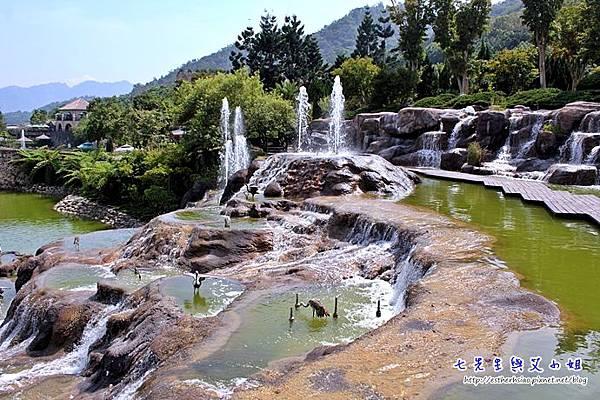31 迷霧噴泉
