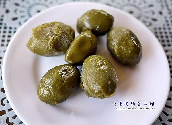 7 醃橄欖
