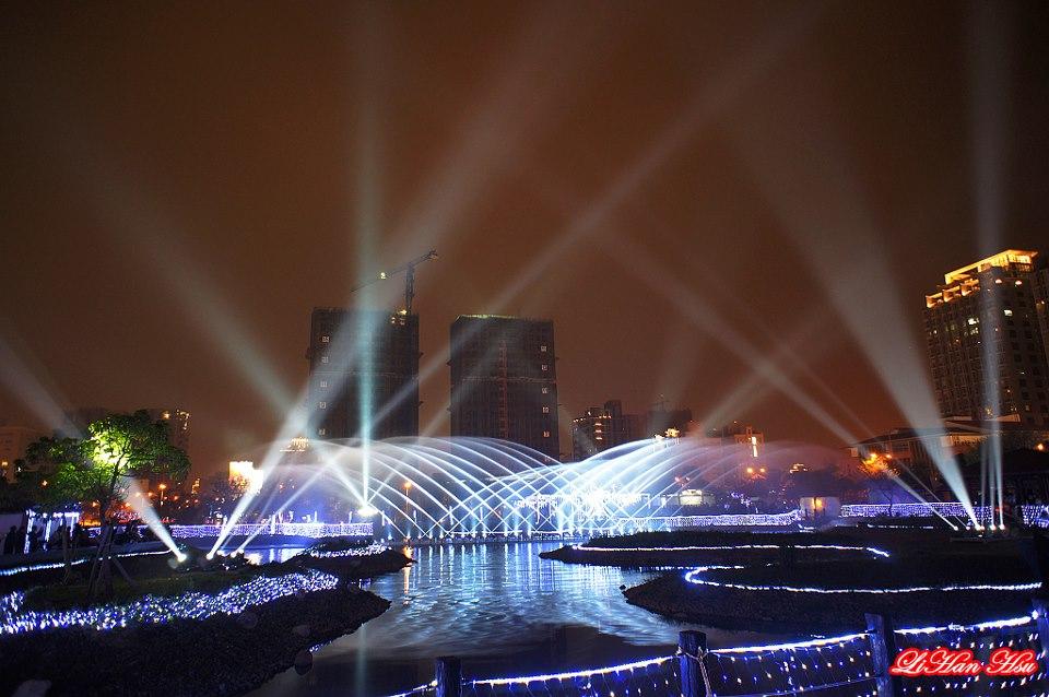 水舞燈LiHan