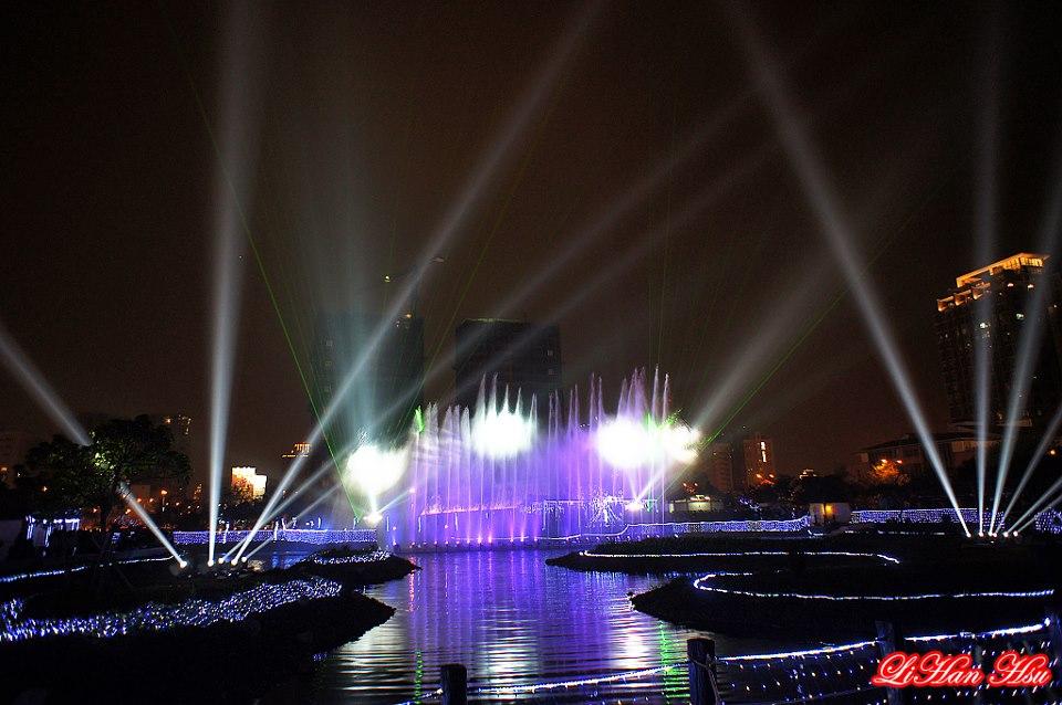 水舞燈LiHan-1