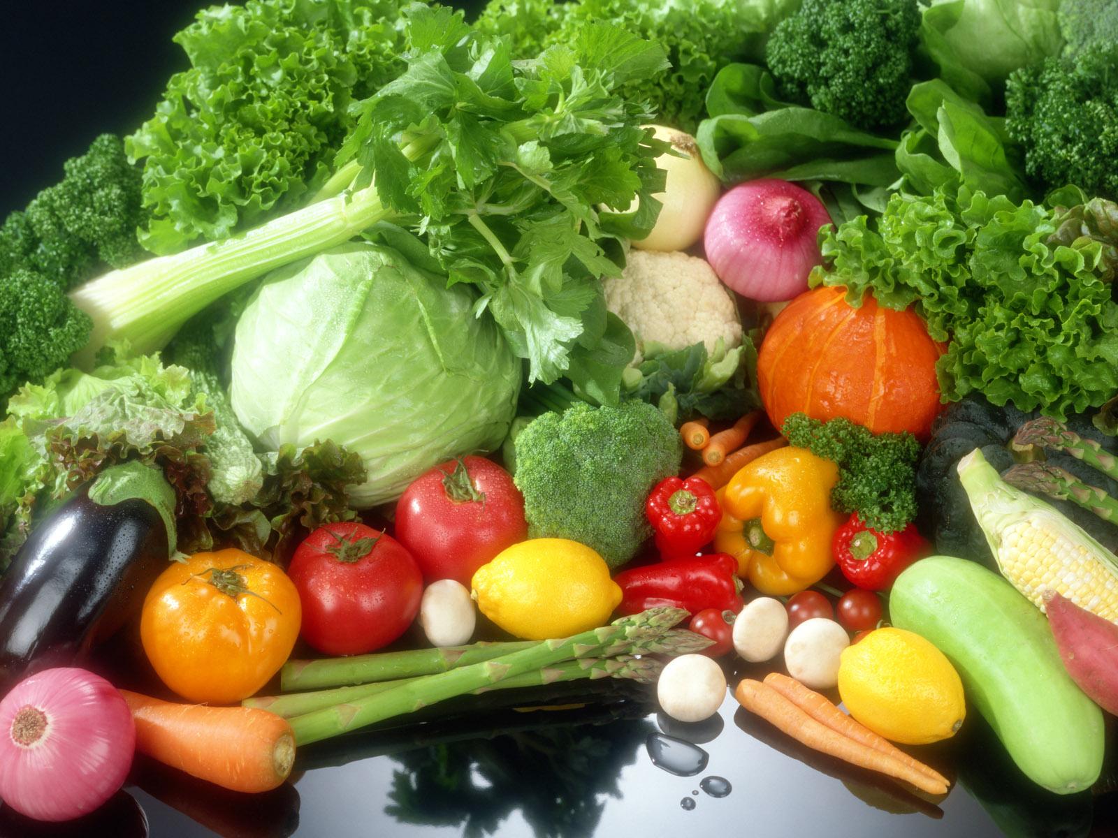 多吃蔬菜水果