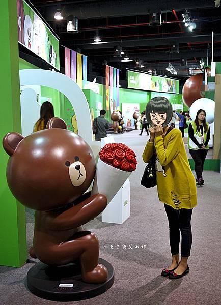 34 2014LINE FRIENDS 互動樂園.jpg