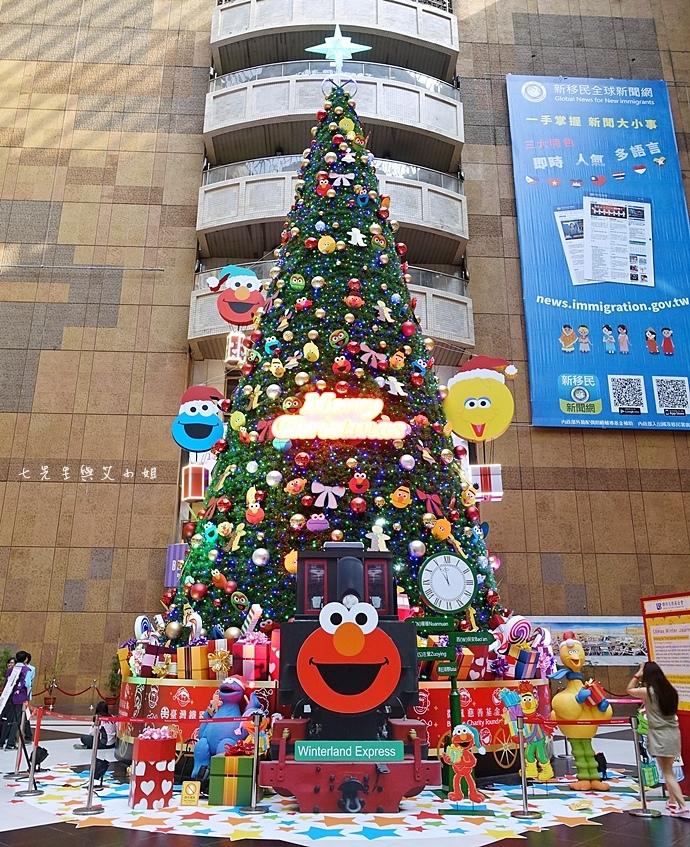 2014台北車站大聖誕樹
