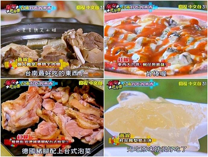 20141207 旅行應援團 台南好吃的東西