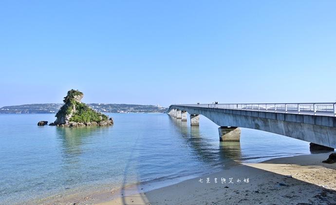 20 日本沖繩租車自由行 古宇利大橋 心型岩