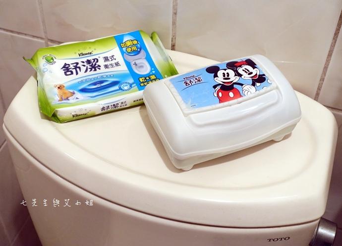 7 舒潔濕式衛生紙