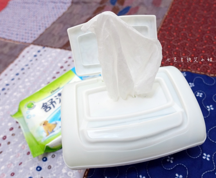 9 舒潔濕式衛生紙