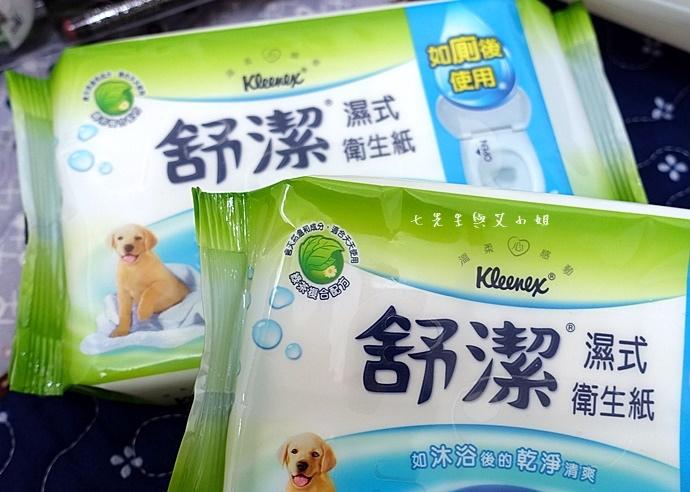 4 舒潔濕式衛生紙