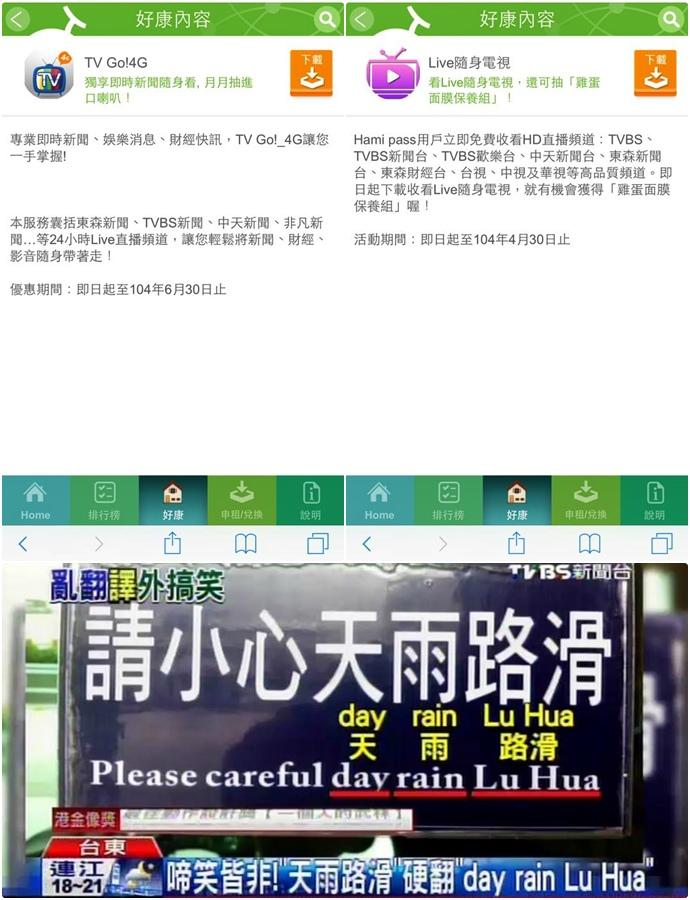 4 中華電信 HAMI PASS