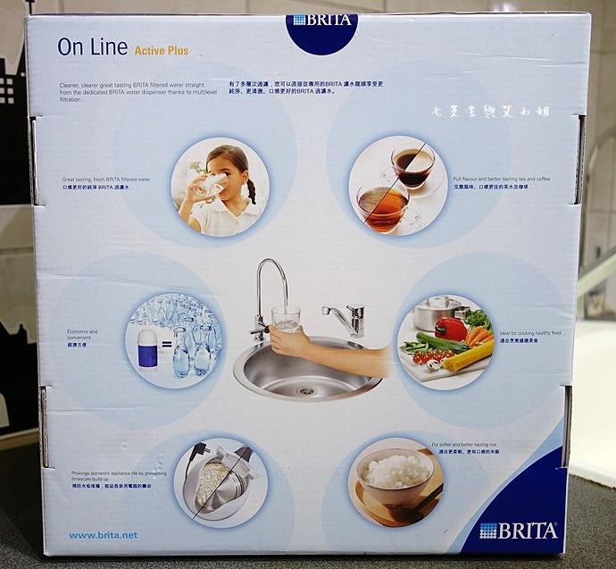 3 德國BRITA On Line Active Plus P1000硬水軟化櫥下型濾水器.JPG