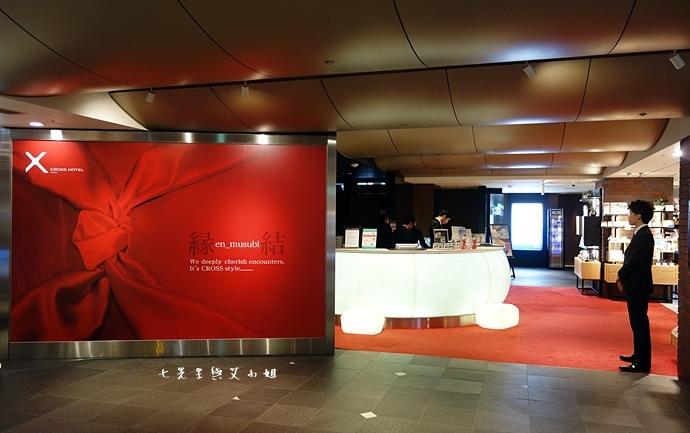 2 Cross Hotel Osaka 十字酒店,交通便利地點絕佳~心齋橋超熱門住宿首選,血拚一族最愛的新潮飯店
