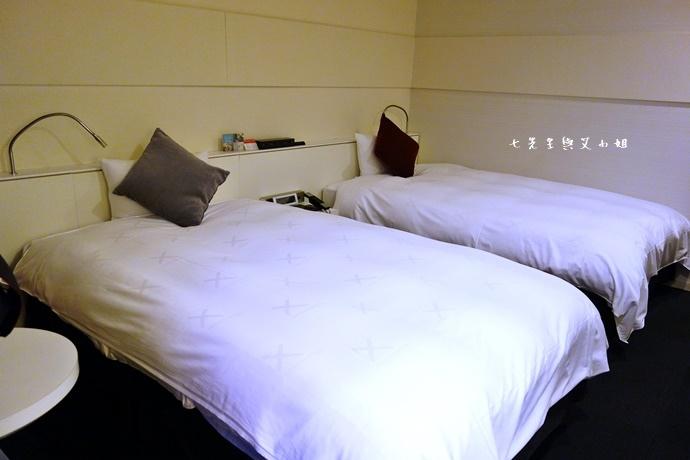 9 Cross Hotel Osaka 十字酒店,交通便利地點絕佳~心齋橋超熱門住宿首選,血拚一族最愛的新潮飯店