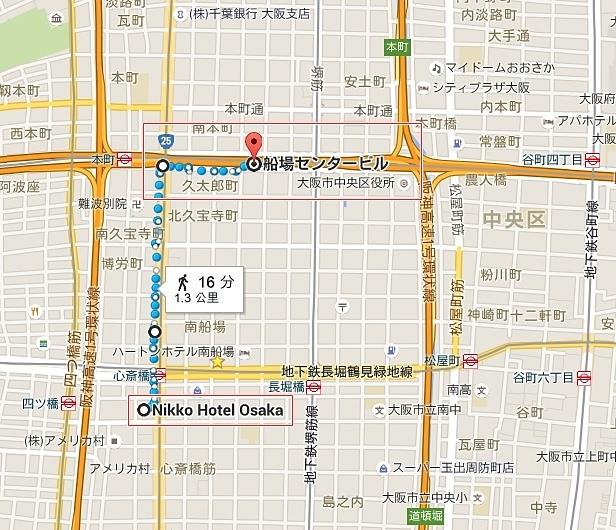 37 大阪船場購物中心 舶來品中心 批發購物中心
