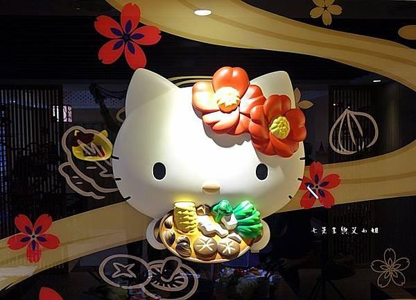 14 Hello kitty 主題小火鍋 涮涮鍋 Shabu Shabu.JPG