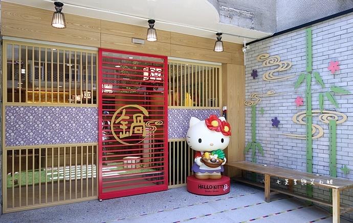 1 Hello kitty 主題小火鍋 涮涮鍋 Shabu Shabu.JPG