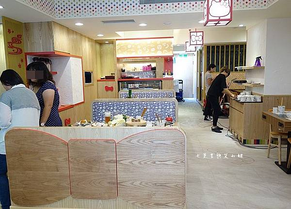 6 Hello kitty 主題小火鍋 涮涮鍋 Shabu Shabu.JPG