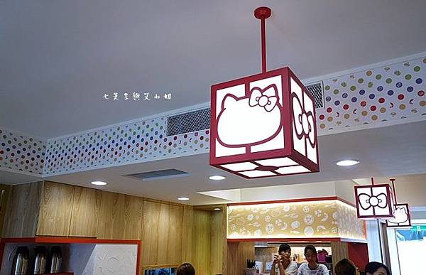 9 Hello kitty 主題小火鍋 涮涮鍋 Shabu Shabu.JPG