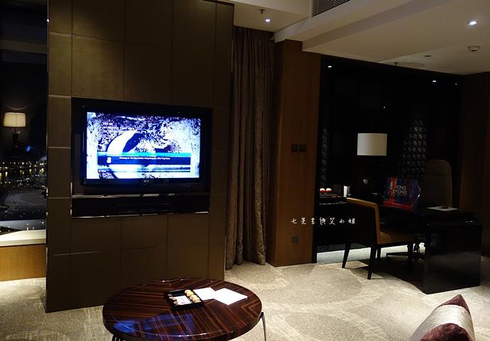 17 【香港自由行】香港麗思卡爾頓酒店 The Ritz-Carlton Hong Kong 香港星級酒店極致饗宴-住房環境分享