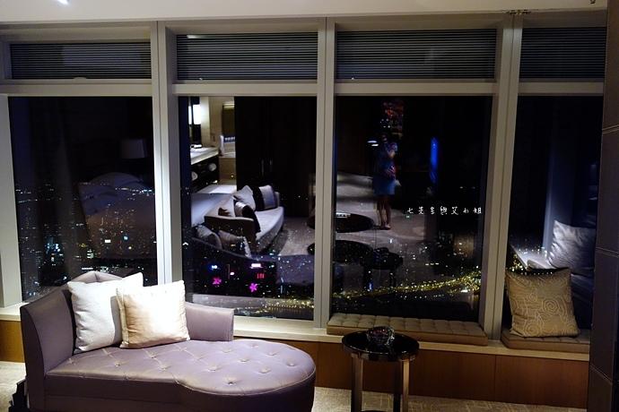 19 【香港自由行】香港麗思卡爾頓酒店 The Ritz-Carlton Hong Kong 香港星級酒店極致饗宴-住房環境分享