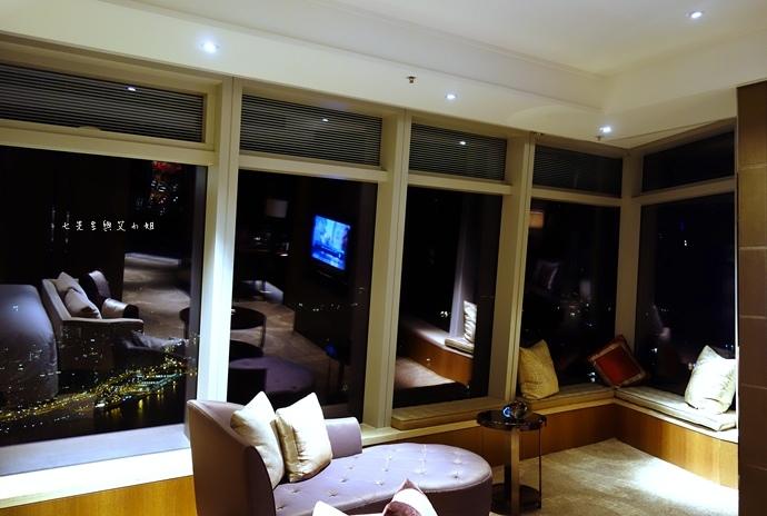 20 【香港自由行】香港麗思卡爾頓酒店 The Ritz-Carlton Hong Kong 香港星級酒店極致饗宴-住房環境分享