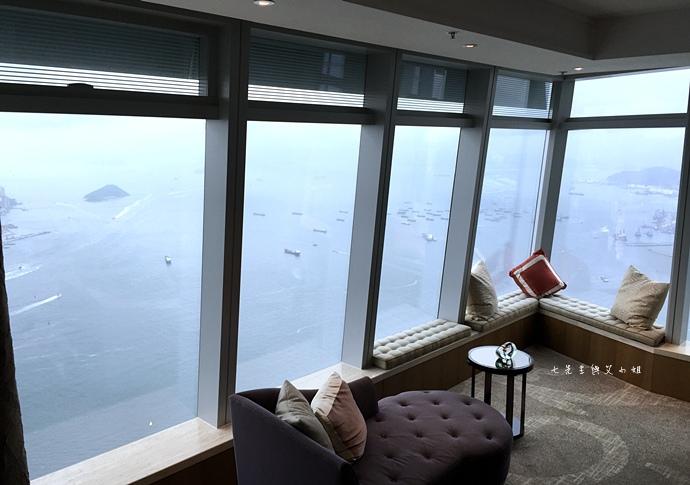 24 【香港自由行】香港麗思卡爾頓酒店 The Ritz-Carlton Hong Kong 香港星級酒店極致饗宴-住房環境分享